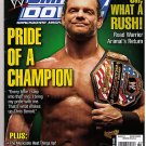 WWE Raw Magazine October 05 Classic Legion Doom Poster