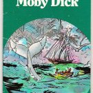 Moby Dick Herman Melville Pocket Classics Illustrated