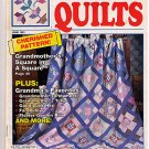 2 Stitch N Sew Magazines April June 1991 Vintage
