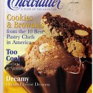 Chocolatier July 2000 Cookies Brownies Sorbets Slushies