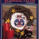 Leisure Arts August 1992 Cross Stitch Magazine Moo Kids