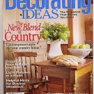 Country Sampler's Decorating Ideas Oct 2000 Magazine