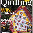 Fons Porter's Love of Quilting May/June 2007 Basket