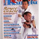 Karate Kung Fu Illustrated December 1998 Royce Gracie