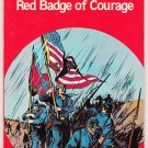 The Red Badge of Courage Crane Pocket Classics Comic
