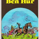 Ben Hur Lew Wallace Pocket Classics Illustrated Comic