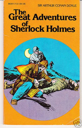 Great Adventures of Sherlock Holmes Doyle Classics