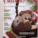 Chocolatier Magazine December 1994 Holiday Issue Toffee