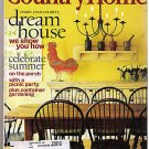 Country Home Magazine Container Gardening June 1999