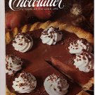 Chocolatier Magazine November 1991 Chocolate Desserts