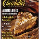Chocolatier Magazine October 1996 Adults Only Cupcakes