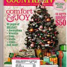 Country Living Holiday Decorations Wreaths Crafts Trees