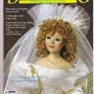 Dollmaking Projects Plans Wigged Parian Dolls Paper