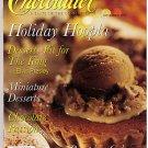 Chocolatier Magazine November 1999 Elvis Presley