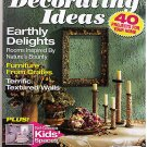 Country Sampler's Decorating Ideas Textured Walls Chair