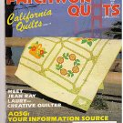 Lady's Circle Patchwork Quilts May/June 1991