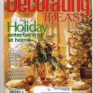 Country Sampler's Decorating Ideas Magazine Dec 2002