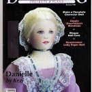 Dollmaking Renaissance Lady Paper Doll Bisque Doll Care