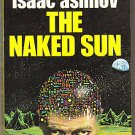 The Naked Sun Isaac Asimov Fawcett 1972 Vintage Book