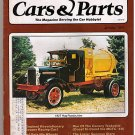Cars & Parts January 1979 Canary Teakettle Edsel