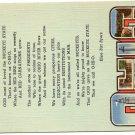 OHIO large letter linen postcard Teich