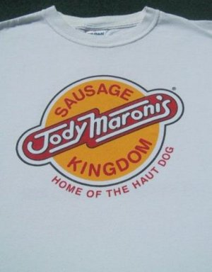 JODI MARONIS - sausage kingdom - MEDIUM T-SHIRT