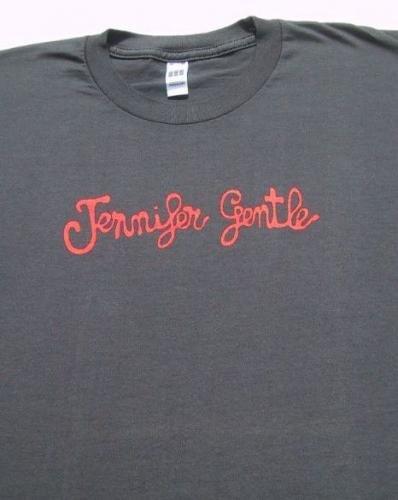 JENNIFER GENTLE psychedelic Italian rock LARGE T-SHIRT