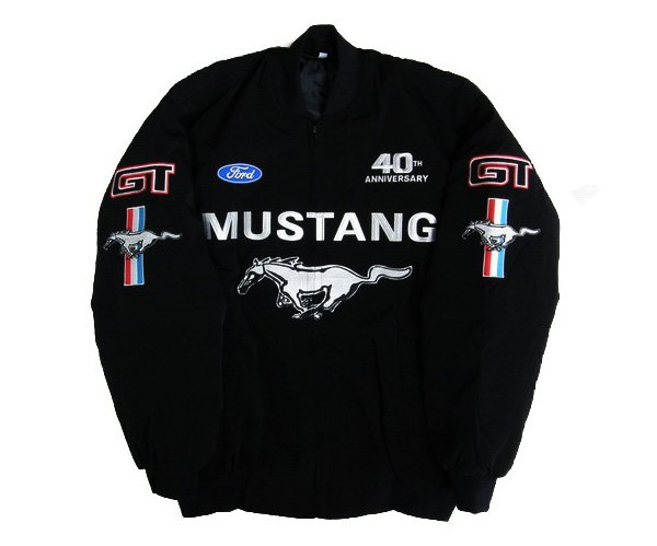 Ford Mustang  40th Cars JACKET