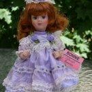 Porcelain Show-stoppers Doll  Bonnie