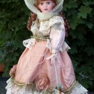 "Porcelain Doll "" Anastasia Collection""  Camille"
