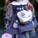 """Porcelain Doll """"J.Misa Collection""""  Judith"""