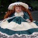 Doll - Green dress