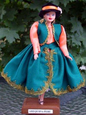 Peruvian Doll -Arequipa