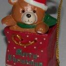 Christmas Ornament Bear