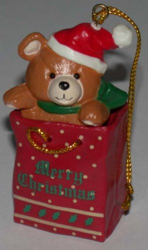 Christmas Ornament Bear
