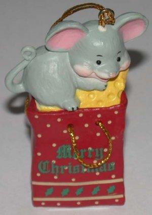 Christmas Ornament Mouse