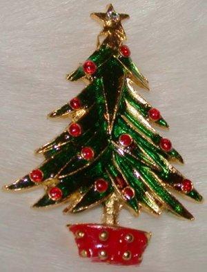 Christmas Pin Broach Jewelry