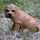 Shar-pei Dog Figurine