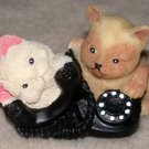Cats on the Telephone