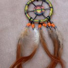 Dreamcatcher Small Orange