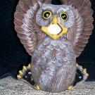 Owl Bird House