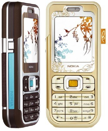 WHOLESALE DEALS 5 new Nokia 7360 Camera Cell Phones UNLOCKED