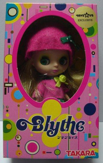Petite Blythe Dottie Dot Takara Japan
