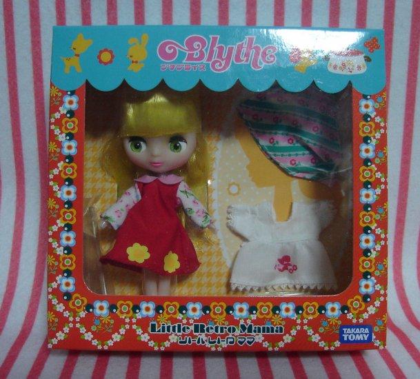 Petite Blythe Retro Mama Takara Japan