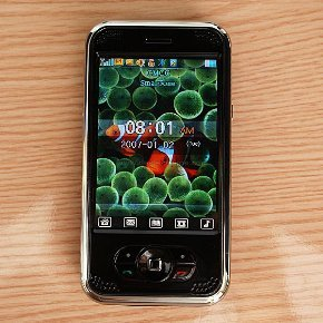 CECT P168 PDA Unlocked GSM Tri Band MP3 Mp4
