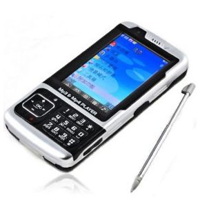 Unlocked K915+ Quad Band Dual SIM Card with TV Function