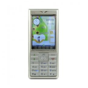 TT-V1 Tri-band Dual Sim Card TV Function Cell Phone