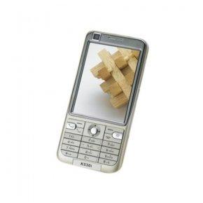 Dual SIM Card K530i Cell Phone with Dual Bluetooth