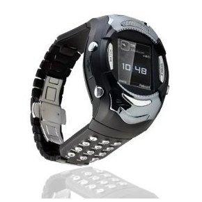 Unlocked GSM Tri-band Wrist Watch Phone V2, Mp3 Mp4