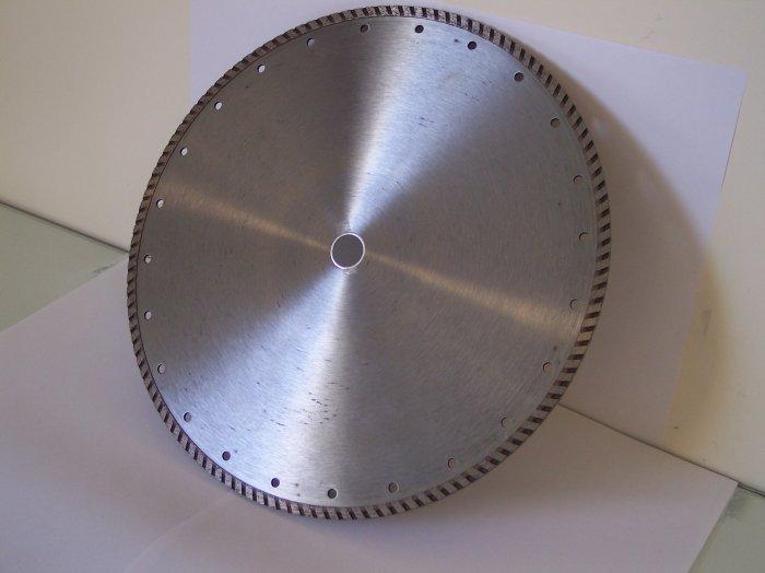 14 inch Turbo Diamond Cutting Blade